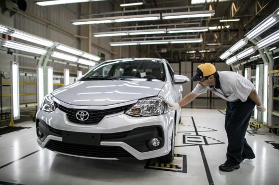 Em três anos, Toyota dobrou investimentos no País