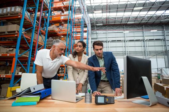 Benefícios da digitalização na cadeia de suprimentos