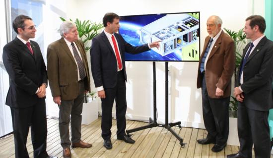 Senai desenvolverá 1º nanossatélite nacional