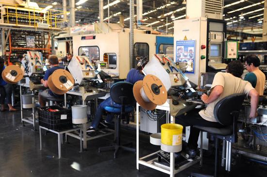 Cresce o consumo de máquinas e equipamentos no País